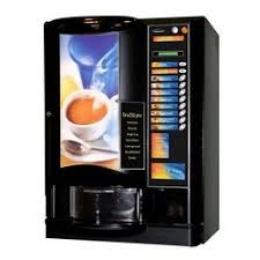 Máquina de café automática da Vip Café