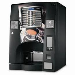 Máquina de café e multibebidas da Vip Café